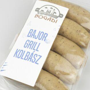 Grill kolbász bajor vg. kb.450g Bogád