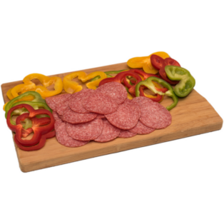 Gastro Csemege szalámi szel. vg. 500g (25db/láda)