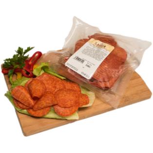 Gastro Paprikás szalámi szel. vg. 500g (25db/láda)