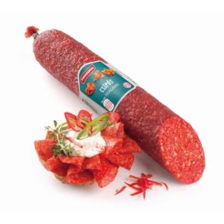 Finonimo csípős szalámi kb. 600g (30db/láda)