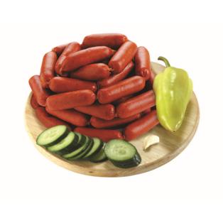 Gastro mini debreceni vg. kb. 1000g Kaiser (15db/láda)