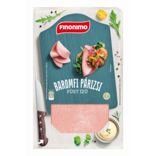 Finonimo baromfi párizsi füst ízű 75g (15db/#)