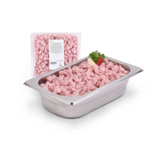 Gastro sonka kocka 1x1cm kb.1,0 kg