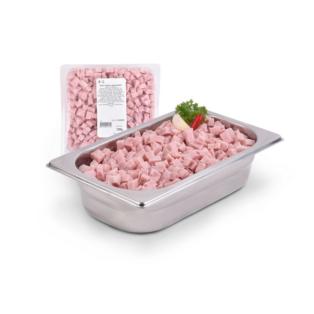 Gastro sonka kocka 1x1cm kb.1000g (18db/#)