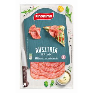 Finonimo Ausztria szalámi szvg. 75g (10db/#)