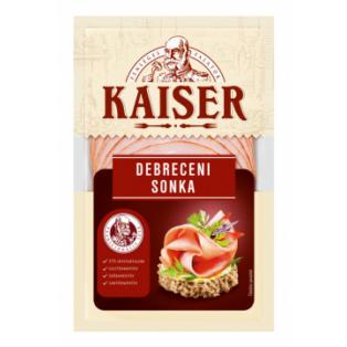 Kaiser Debreceni sonka szvg. 0,1 kg