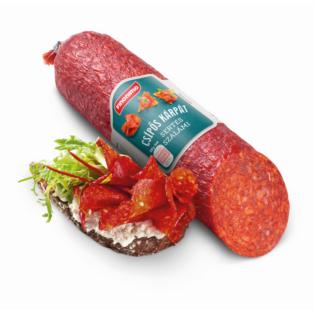 Finonimo paprikás Kárpát szalámi kb.600g (15db/láda)