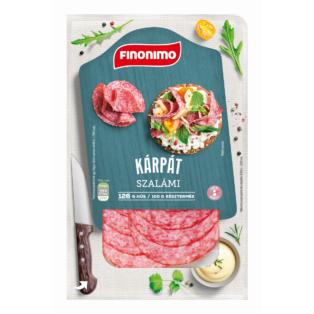Finonimo Kárpát szalámi szvg. 75g (10db/#)