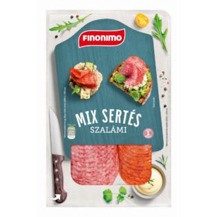 Finonimo Szalámi mix szvg. 0,075 kg