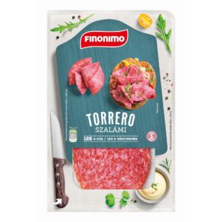 Finonimo Torrero szalámi szvg. 0,075 kg