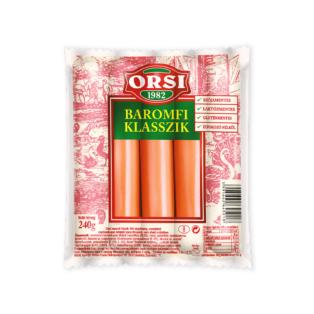ORSI BaromfiKlasszik 240g (24db/#)