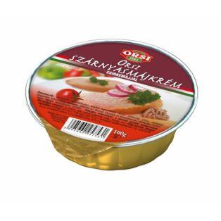 ORSI Szárnyasmájkrém csirkemájjal 100g (20db/#)