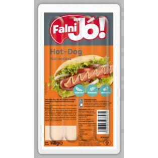 Falni jó! Hot dog füst ízesítésű 140g (20db/#) Sága