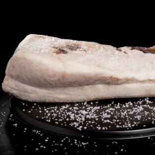 Mangalica sózott szalonna kb.1500g Szilváshús