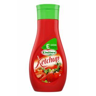 Ketchup E-mentes 470g (9db/#) Univer