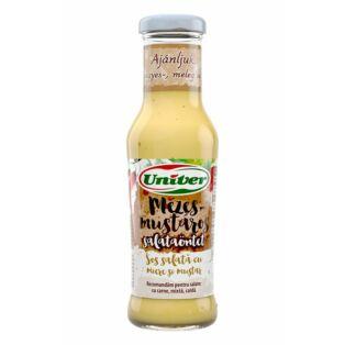 Mézes mustáros Saláta Öntet 240g (9db/#) Univer