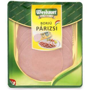 Borjú párizsi szel. vg. 100g (10db/#) Wiesbauer