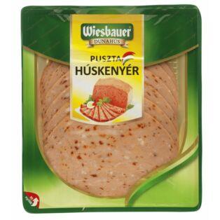 Puszta húskenyér szel. vg. 80g (10db/#) Wiesbauer
