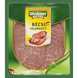 Bécsi felvágott szel. vg. 80g (10db/#) Wiesbauer