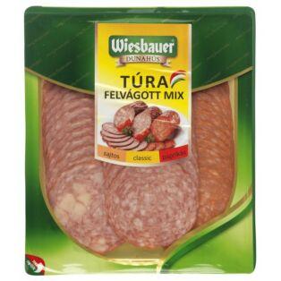 Túra felvágott mix szel. vg. 100g (10db/#) Wiesbauer