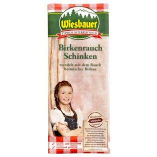Birkenrauchschinken szel. vg. 100g (10db/#) Wiesbauer