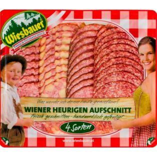 Ínyenc felvágott mix szel. vg. 180g (8db/#) Wiesbauer