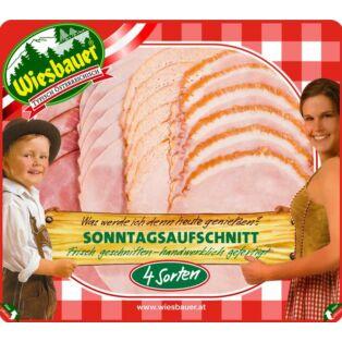 Ínyenc sonkatál szel. vg. 200g (8db/#) Wiesbauer