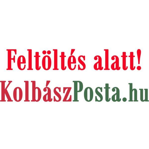Szamár csípős szalámi kb.0,5 kg Balatonihús (magyar téliszalámi őse)