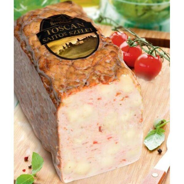 Toscan sajtos szelet kb.2000g Berekhús