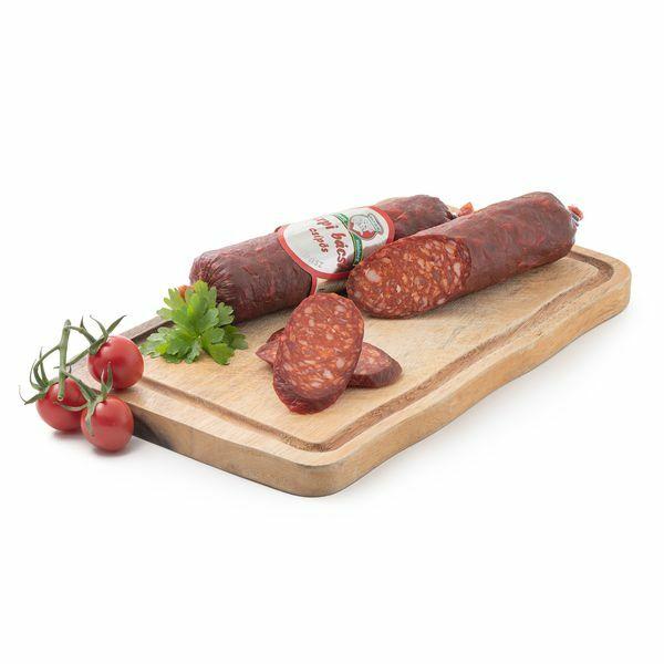 Árpi bácsi csípős vastagkolbász kb.300g/pár Bognár Hús