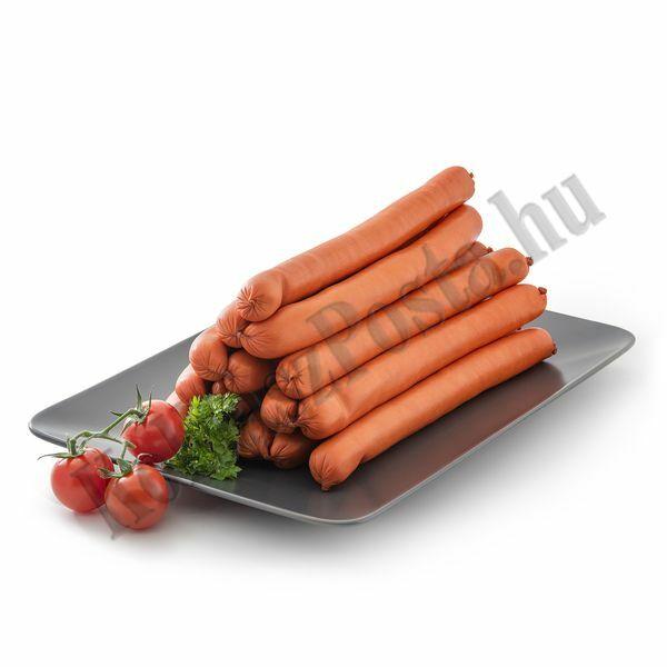 Füstölt betyár virsli vg. kb.2000g Bognár Hús (9db/#)