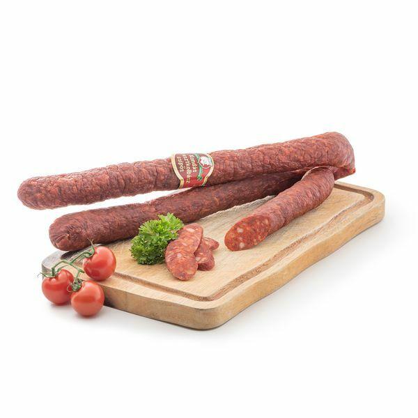 Kondás parasztkolbász csípős kb.500g Bognár Hús