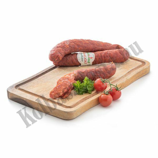 Lángolt kolbász vg. kb.2,0 kg Bognár Hús