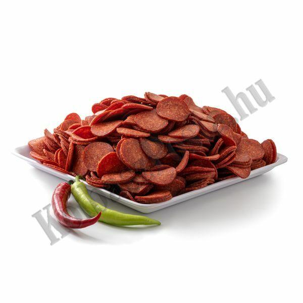 Erős János szalámi (csípős) szel. GASTRO kb.1000g Bognár Hús (10db/#)