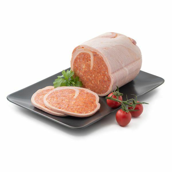 Kolbászos rolád kb.1500g Bognár Hús