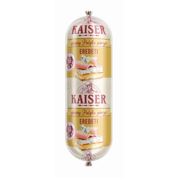 Kaiser Arany Pulyka Párizsi 500g (40db/láda)