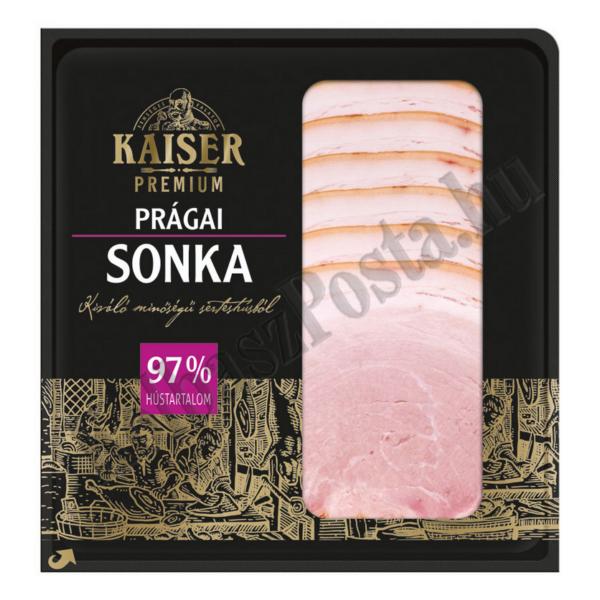 Kaiser Prémium Prágai sonka 100g (8db/#)