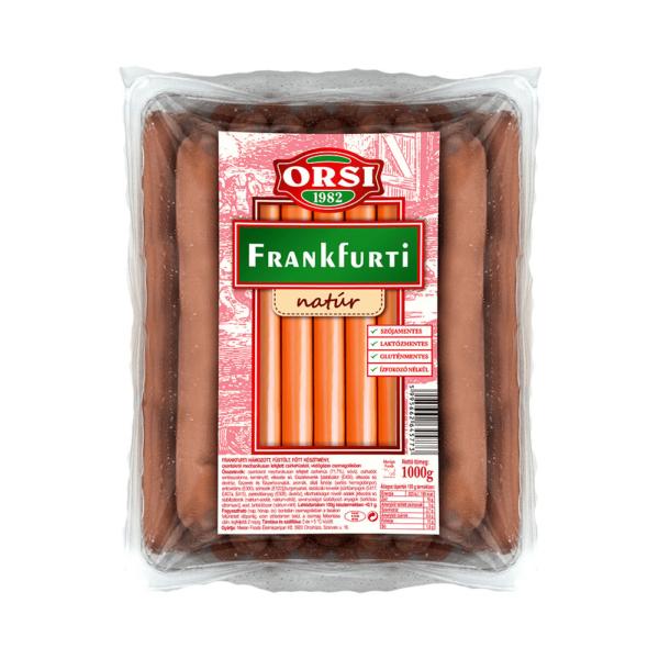ORSI Frankfurti 1000g (4db/#)