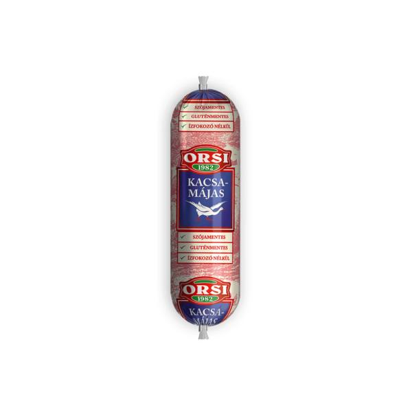 ORSI Kacsamájas 150g (12db/#)