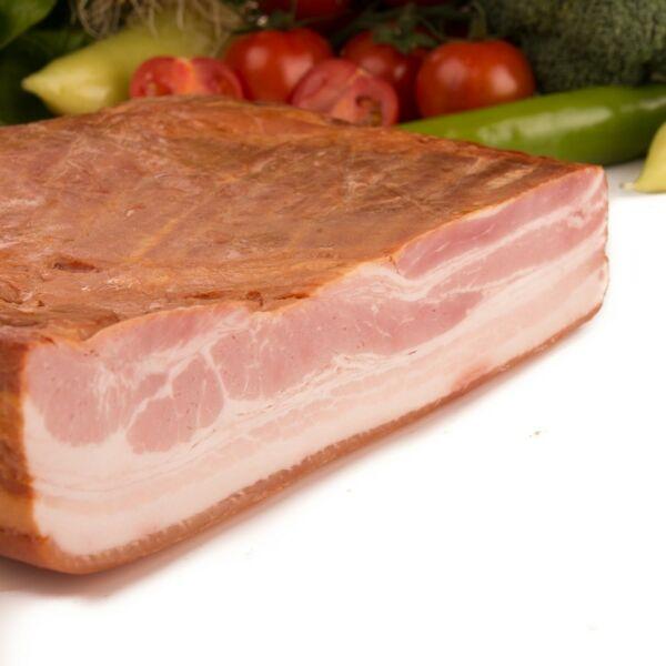 Táblás bacon kb.2000g Pásztor