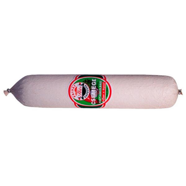 Góliát csemege vastagkolbász vg. kb.1,0 kg Privát