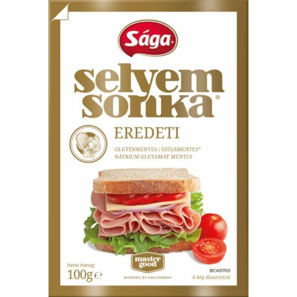 Selyemsonka 100g (11db/#) Sága