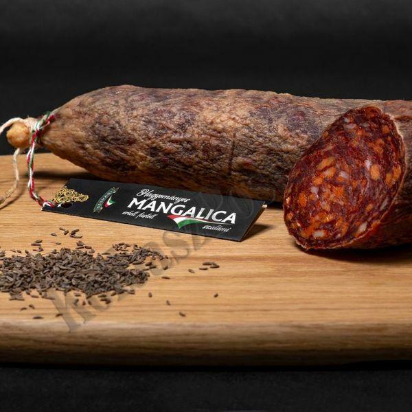 Mangalica szalámi kb.500g Szilváshús