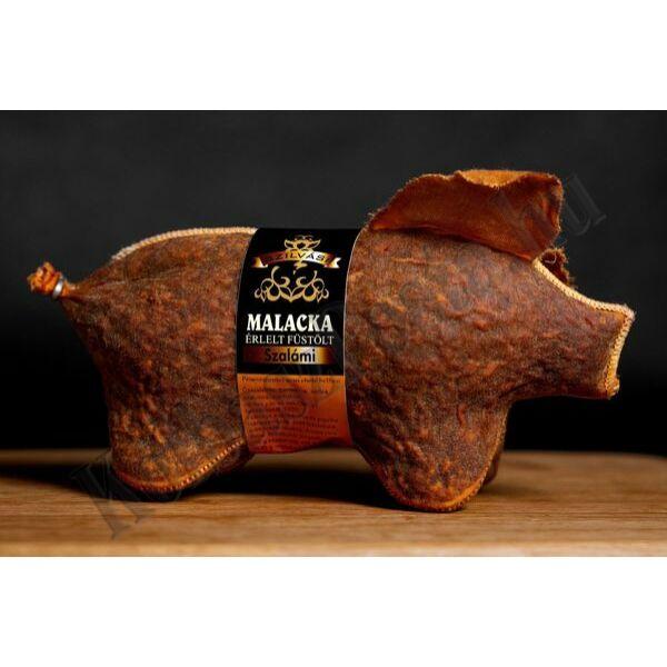 Malacka szalámi (malacka formában) kb.500g Szilváshús