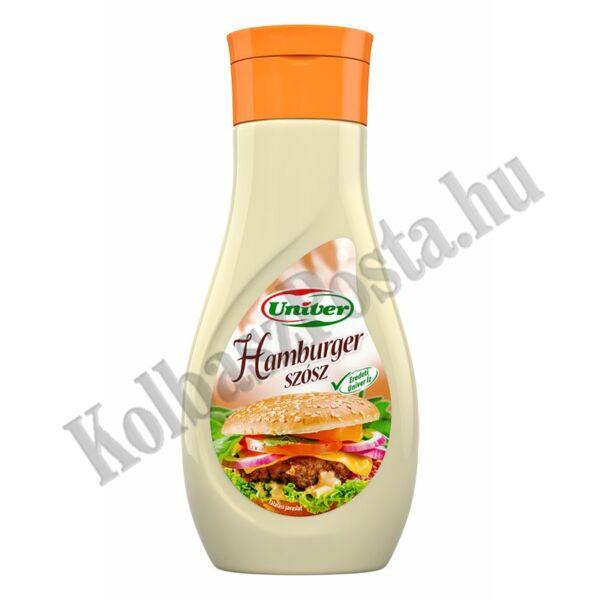 Hamburger Szósz 420g (9db/#) Univer